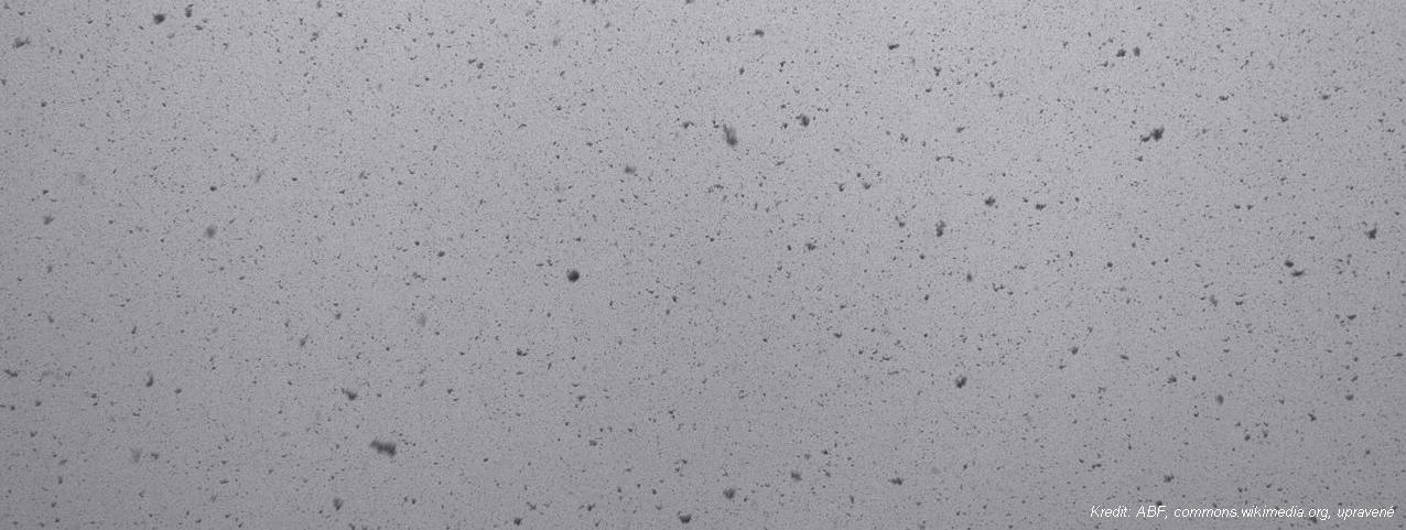 Sivé vločky padajúce dvakrát denne v kalen-ghodi a priľahlých oblastiach