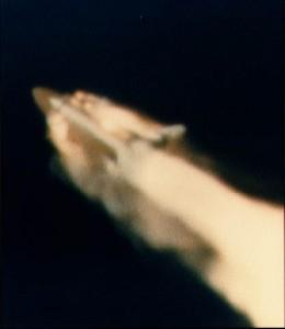 Raketoplán Challenger v okamihu deštrukcie