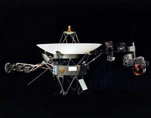 Voyager 2, jediná sonda, ktorá skúmala až štyri planéty: Jupiter, Saturn, Urán a Neptún