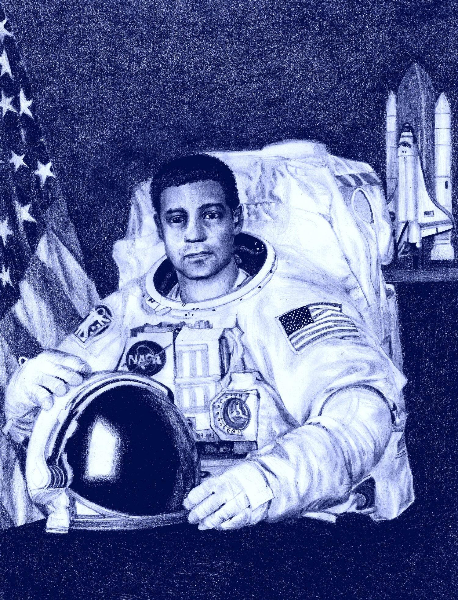 """Oficiálna NASA fotografia"" Dereka Watsona"