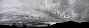 Oblak typu Mammatus