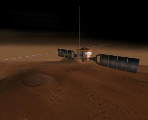 Mars Express. Zdroj