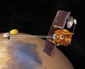 Mars Odyssey. Zdroj
