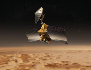 Mars Reconnaissance Orbiter. Zdroj