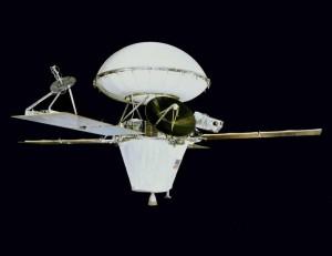 Viking 1 orbiter, upravené. Zdroj