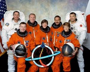 Vzadu (Ľ-P): Robinson, Thomas, Camarda, Noguchi Vpredu (Ľ–P): Kelly, Lawrenceová, Collinsová