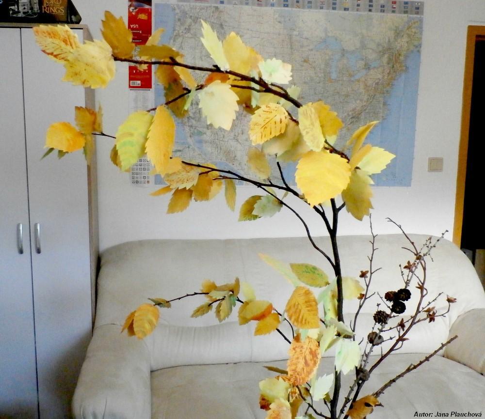 Žltý hrab 2015 (detail)