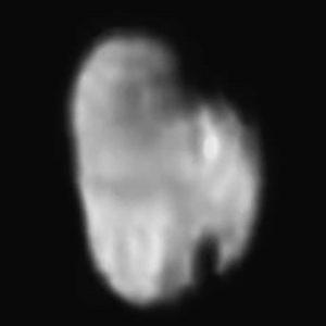 Hydra, jeden z malých mesiačikov Pluta