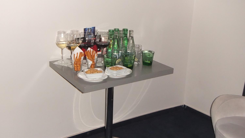 Aký by to bol krst bez jedla a pitia... Foto: Martin Makúch