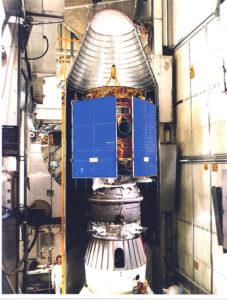 Sonda NEAR v nosnej rakete Delta II